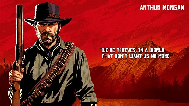 Red Dead Redemption 2 Arthur image
