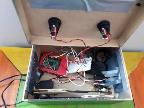 Goodbye machine Raspberry Pi