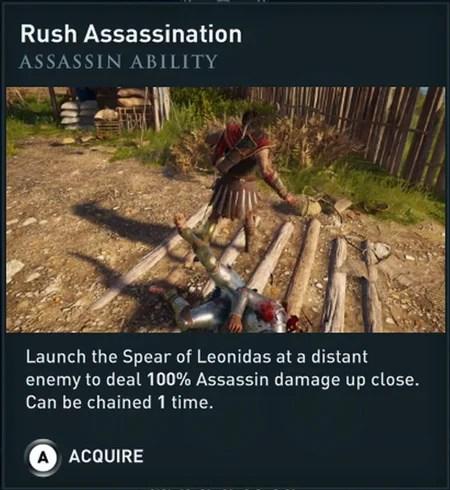 Rush Assassination