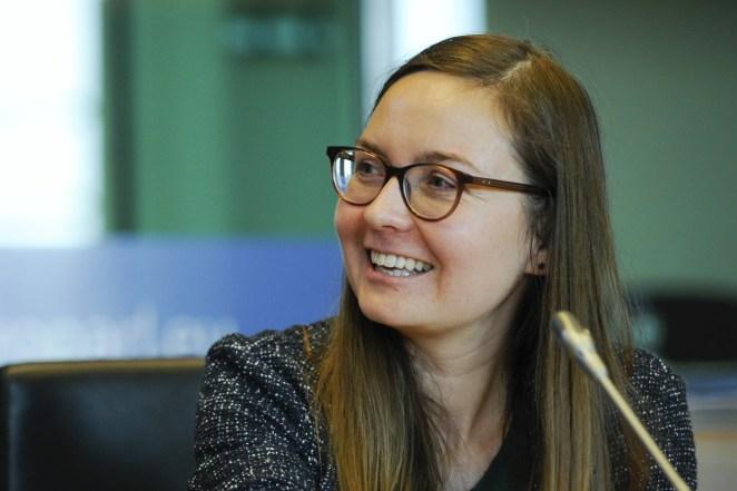 EUDojo 2018 - Karolina Telejko, SAP's EU Government Relations Director
