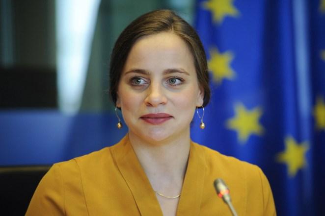 EUDojo 2018 - Giustina Mizzoni, Executive Director of the CoderDojo Foundation