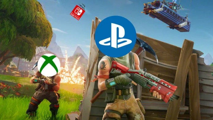 How To Enable Fortnite Cross Play Between Ps4 And Xbox One - how to enable fortnite cross play between ps4 and xbox one