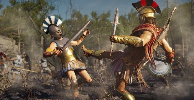 Next Week on Xbox: Assassin's Creed Odyssey