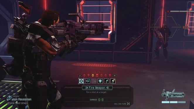XCOM 2 on PS4