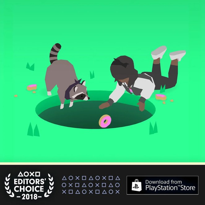 PlayStation Editor's Choice Q3 2018: Donut County