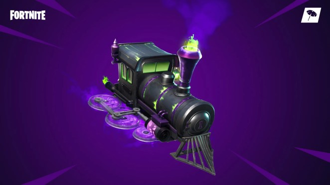Fortnite Fortnitemares Glider