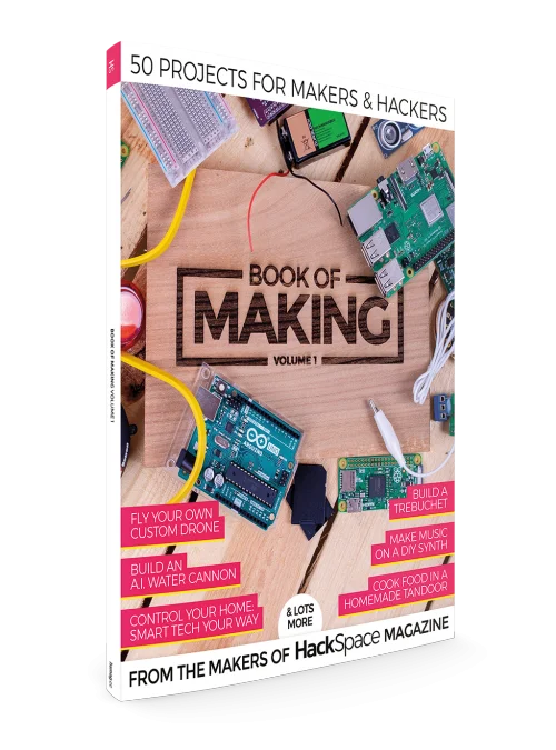 HackSpace magazine book 1 - Raspberry Pi
