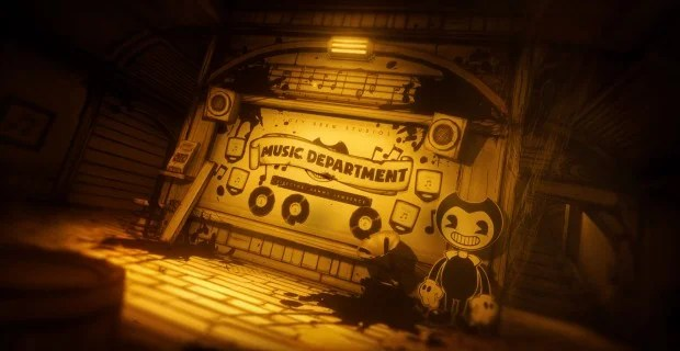 Next Week on Xbox: Bendy and the Ink Machine