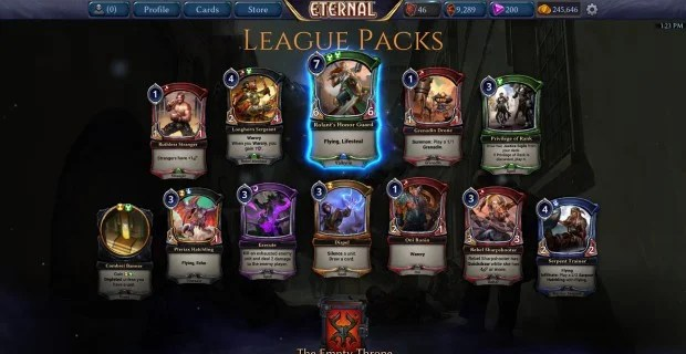 Next Week on Xbox: Eternal Card Game