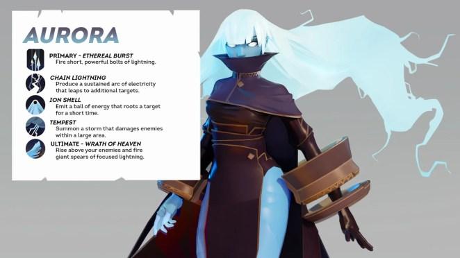 Megalith - Aurora