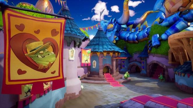 Spyro Reginited Trilogy: Dragon Shores