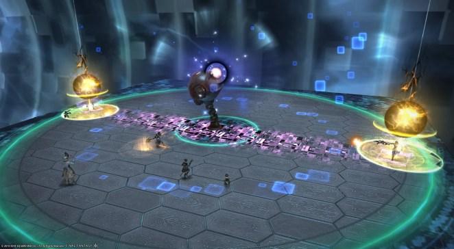 Final Fantasy XIV Stormblood: Omega