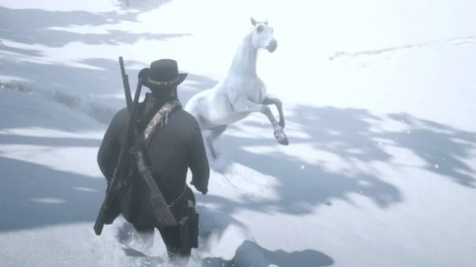 Where to find the best wild Arabian horse in Red Dead Redemption 2 ...