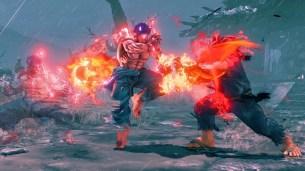 Street Fighter V Arcade Edition: Kage