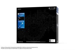 Limited Edition Kingdom Hearts III PS4 Pro Bundle