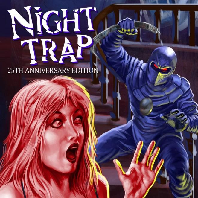 Night Trap: 25th Anniversary Edition