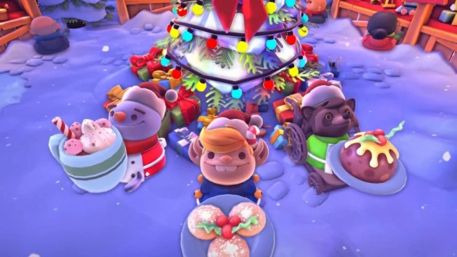 Overcooked Holidays Preview Hero Image
