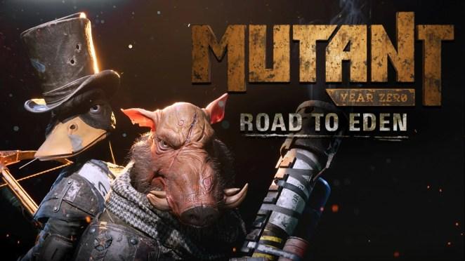 Mutant Year Zero Key Art