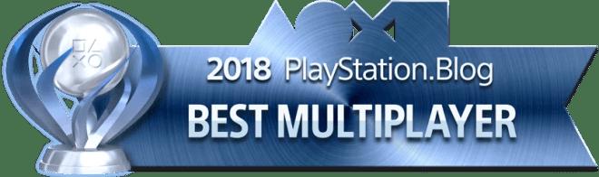 Best Multiplayer - Platinum