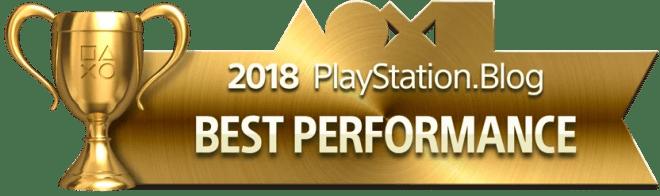 Best Performance - Gold