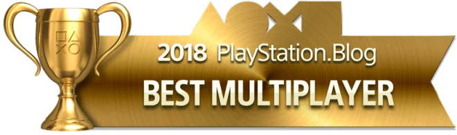 Best Multiplayer - Gold