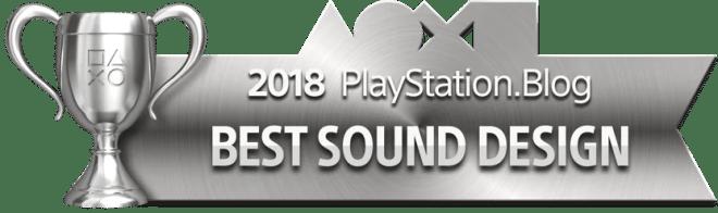 Best Sound Design - Silver