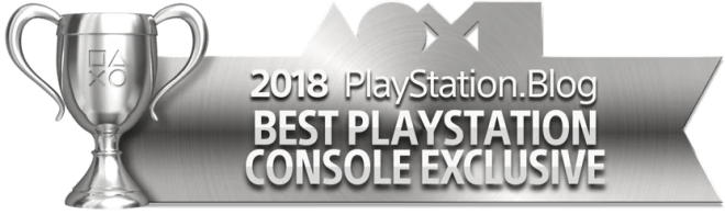 Best PlayStation Console Exclusive - Silver