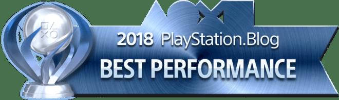 Best Performance - Platinum