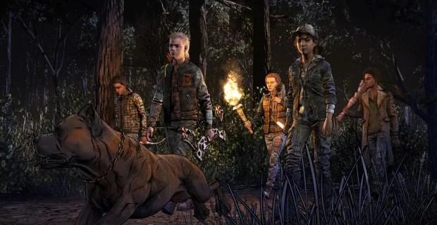 Next Week on Xbox: The Walking Dead: Telltale Series