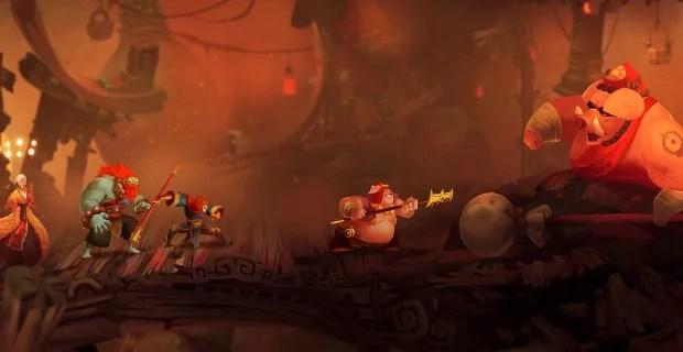 Next Week on Xbox: Unruly Heroes