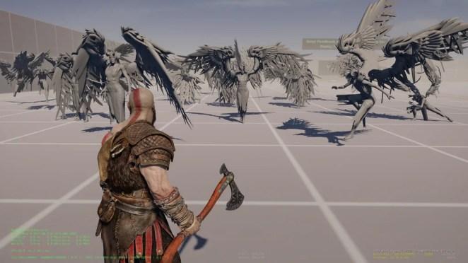 God of War: Valkyries