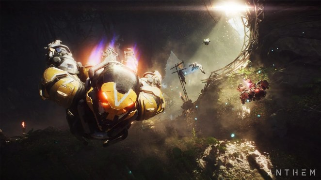 Next Week on Xbox: Anthem