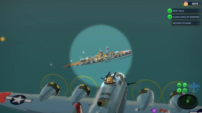 Bomber Crew USAAF Screenshot