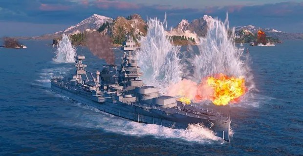 Next Week on Xbox: Neue Spiele vom 15. bis 18. April: World of Warships: Legends