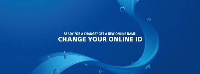 Change Online ID