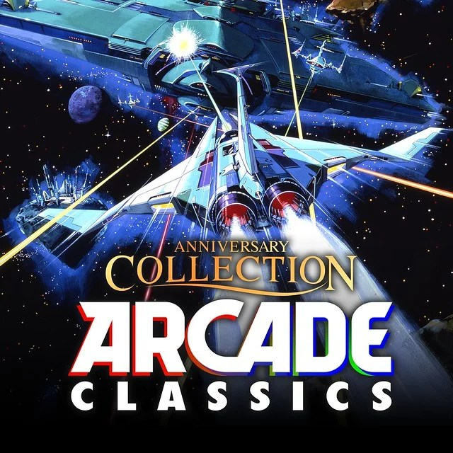 Anniversary Collection Arcade Classics