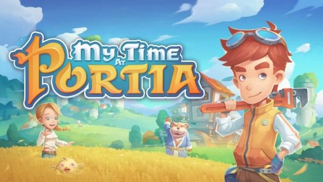 My Time at Portia Hero Image
