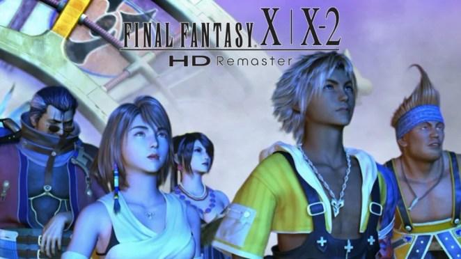 FINAL FANTASY X/X-2 HD Remaster Hero Image