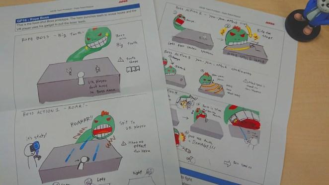 Concept art: Astro Bot Rescue Mission