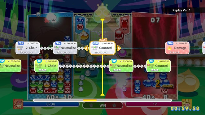 Puyo Puyo Screenshot