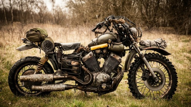 Days Gone - Deacon's Bike