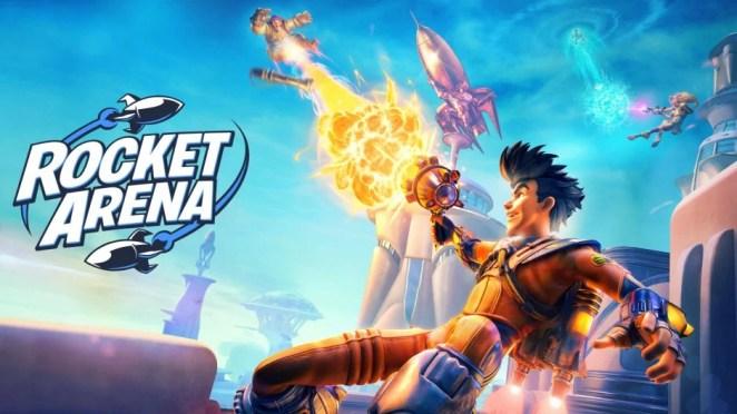 Rocket Arena Hero Image