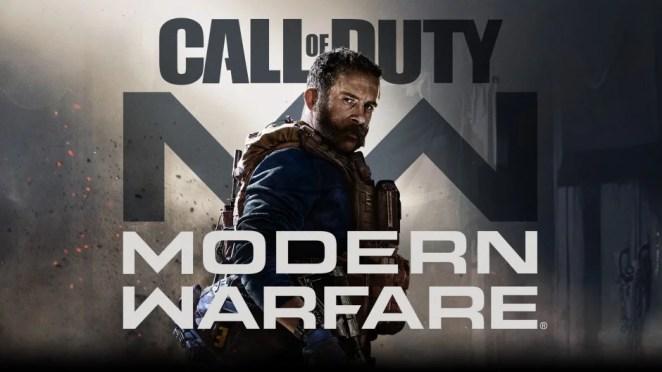 Call of Duty: Modern Warfare Hero Image