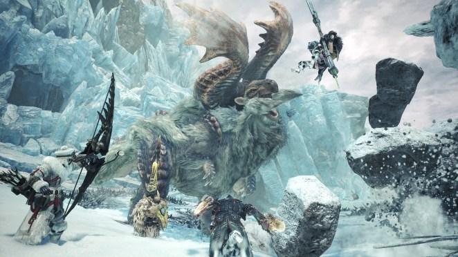Monster Hunter World: Iceborne Beta