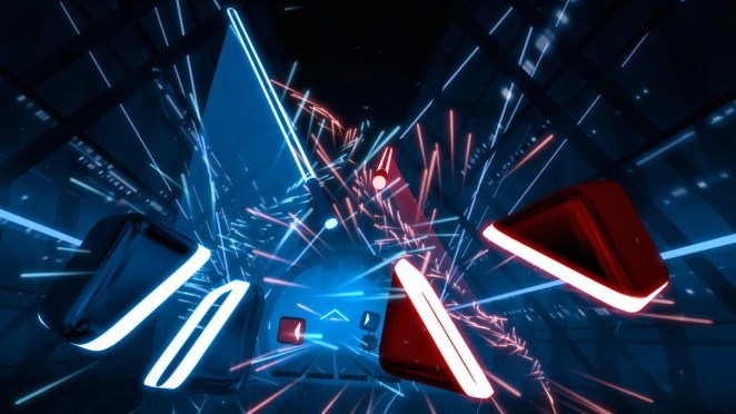Beat Saber on PS4