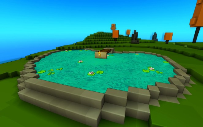 Trove Going Green