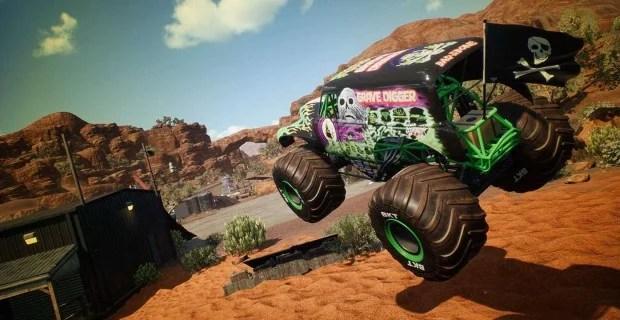 Next Week on Xbox: Neue Spiele vom 25. bis 28. Juni: Monster Jam Steel Titans