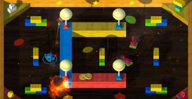 Next Week on Xbox: Neue Spiele vom 25. bis 28. Juni: Attack of the Toy Tanks