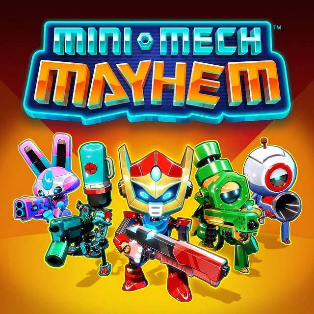 Mini-Mech Mayhem