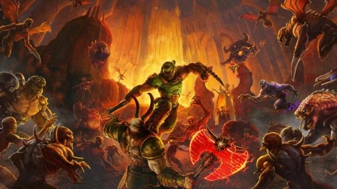 Doom: Eternal Hero Image
